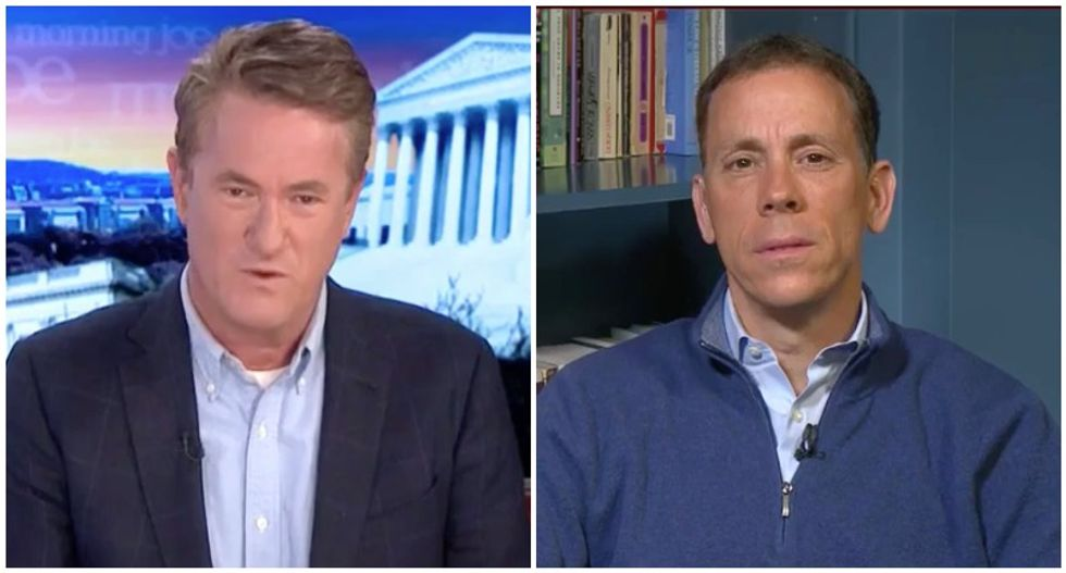 'Trumpists' will 'live with the stain' of downplaying coronavirus threat for a 'lifetime': Morning Joe panelists