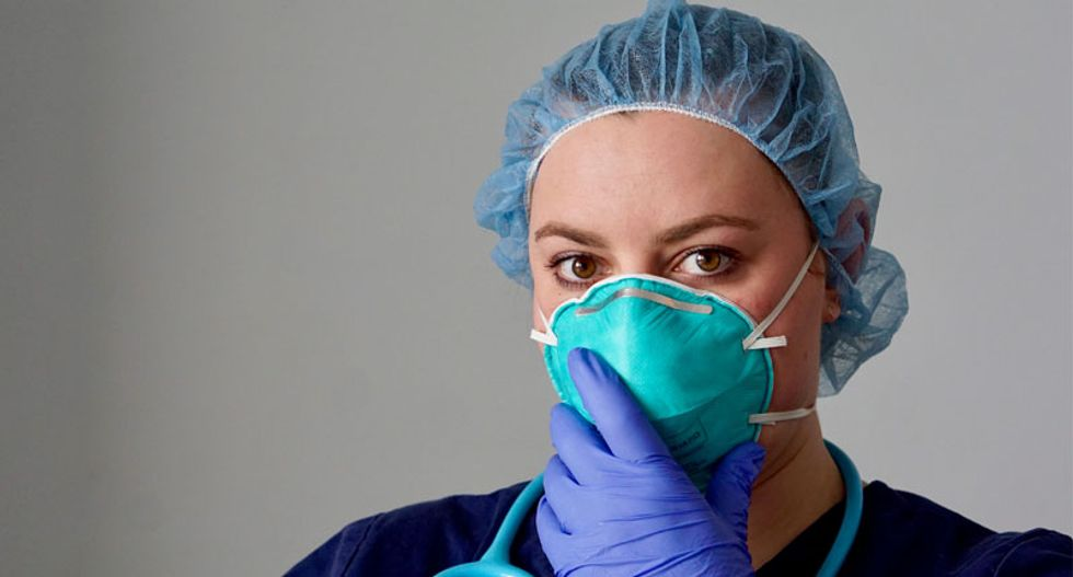 Texas company says they have 2 million N95 masks for sale -- for 6 times the normal price