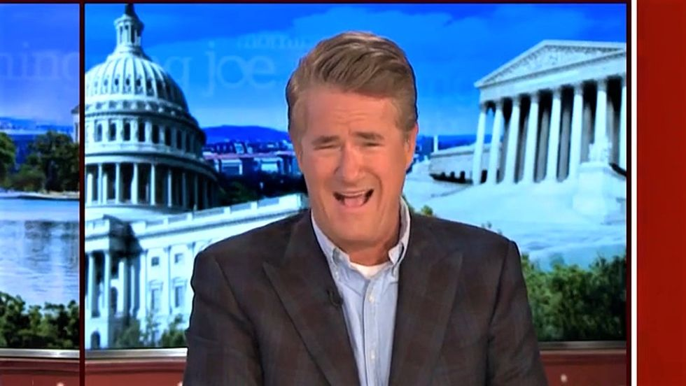 MSNBC's Morning Joe laughs out loud at 'stupid' Wisconsin GOP after pandemic election stunt backfires
