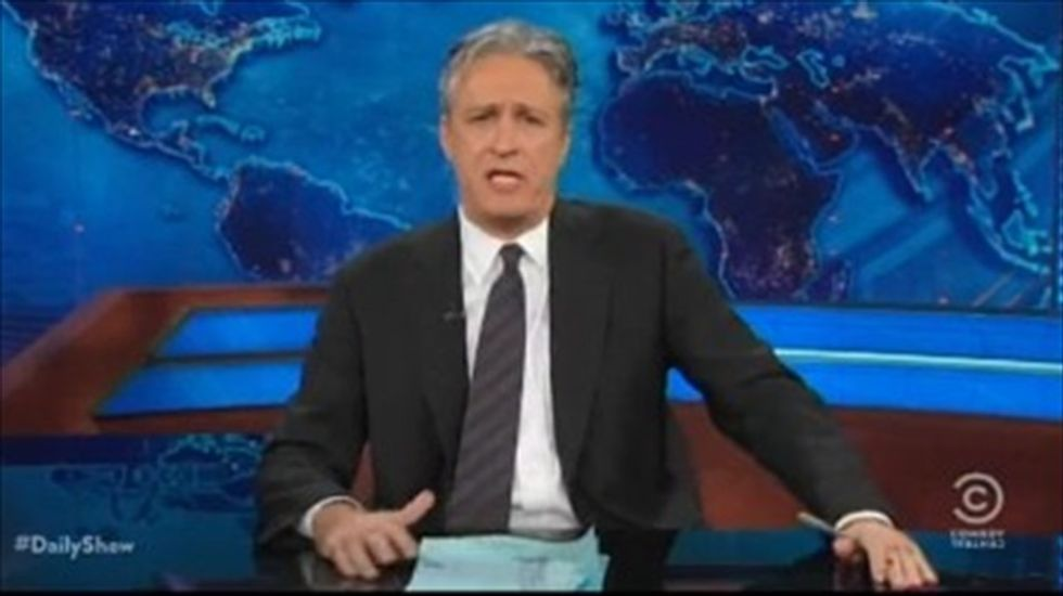 Jon Stewart: The 'success story' of this year's midterm elections was Big Money
