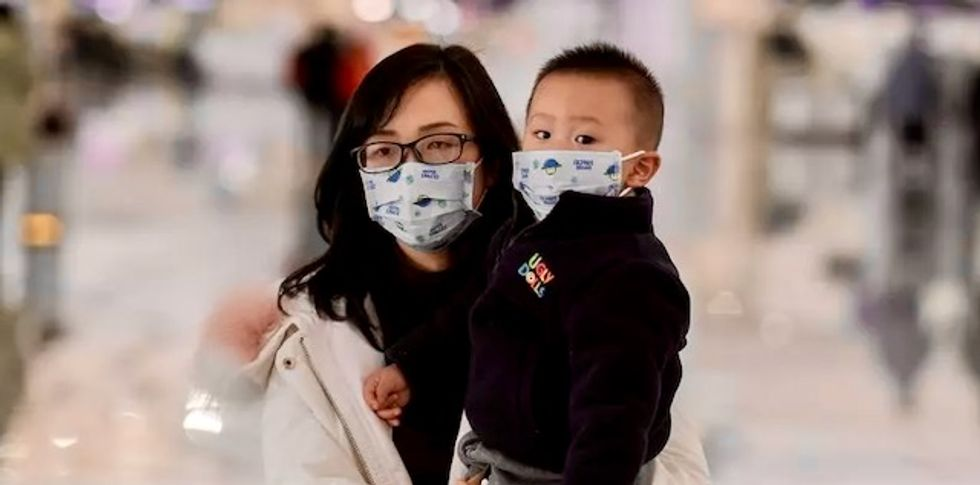 US confirms first case of China virus on American soil