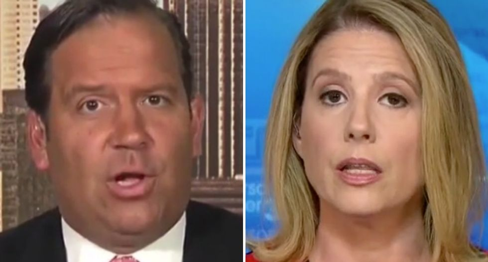 'You think slavery was a joke?' Trumpster Steve Cortes gets hammered for defending president's 'reparations' tweet