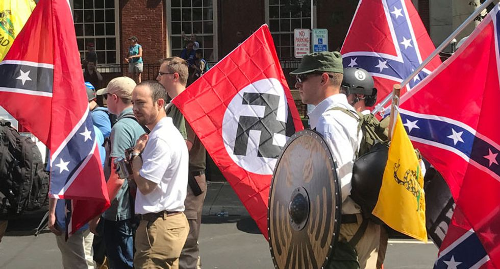 America is facing a crisis of social disintegration -- and one symptom is the toxic delusions of white nationalists