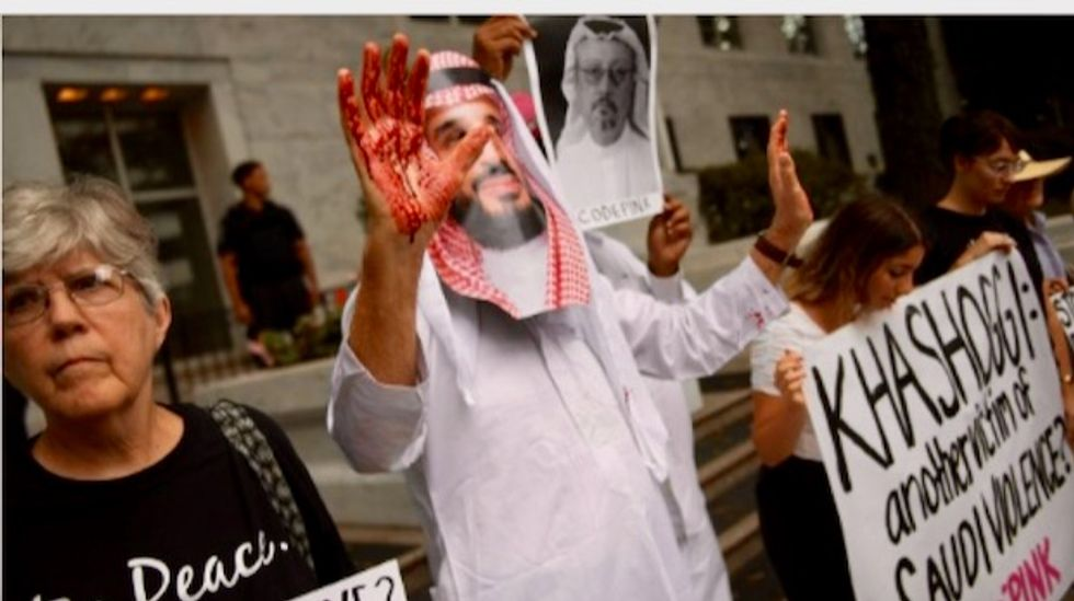 Erdogan, Trump step up pressure over missing Saudi journalist