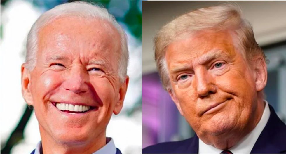 Trump official says they will send results of 'alternate slate of electors' to Congress as Electoral College chooses Biden