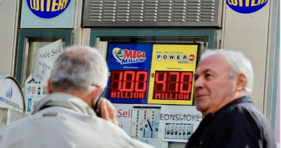 The Mega Millions jackpot is now more than $1 billion – where does all that lottery profit really go?