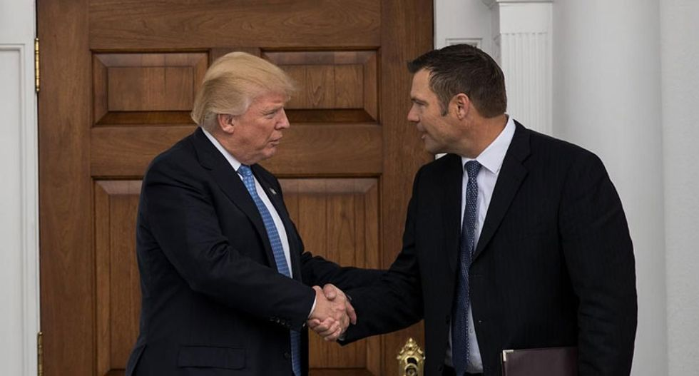 Trump could nominate someone like Kris Kobach to take Kirstjen Nielsen's place: CNN analyst