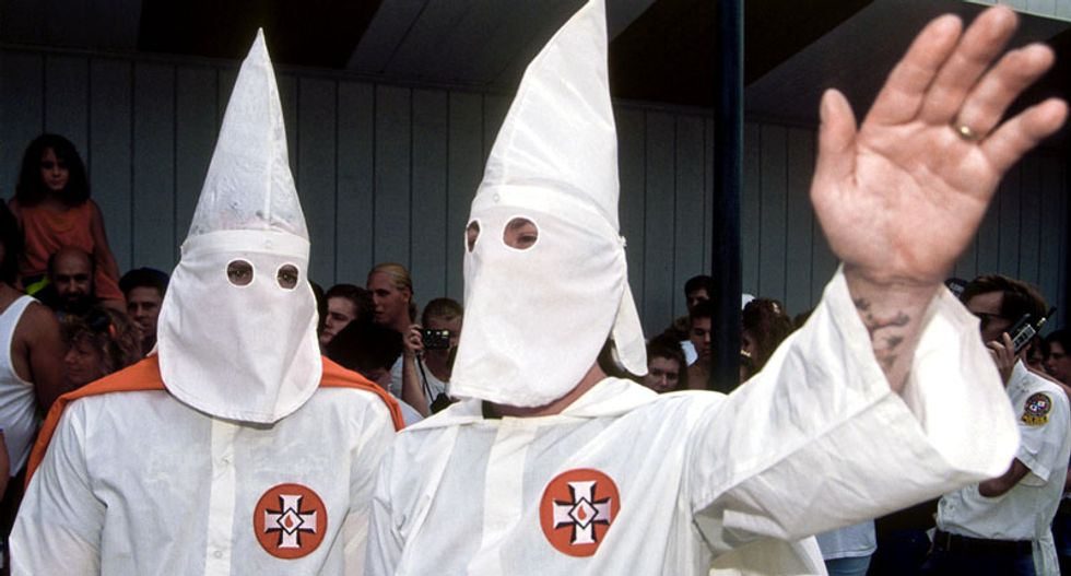 Ohio town stuck with $650,000 bill for KKK rally security: Mayor admits it is 'frustrating'