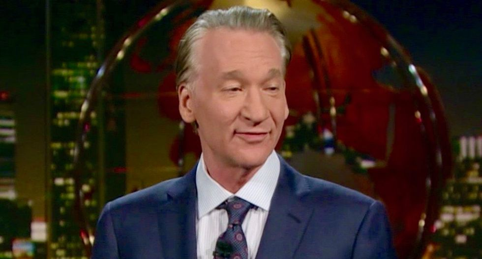 Bill Maher brutally mocks MAGAbomber as 'typical Trump loser': 'Is it OK to call this one deplorable?'