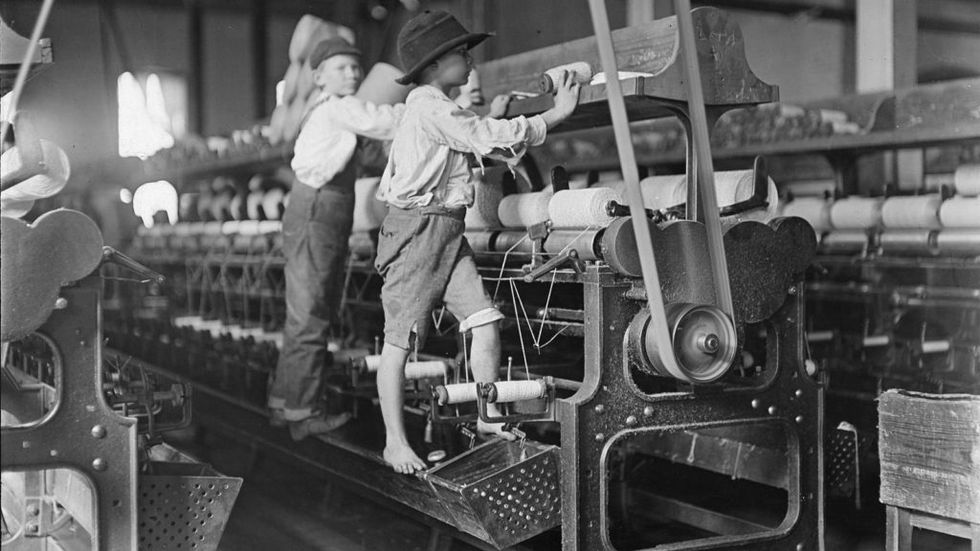 Here's how the Trump administration is bringing back child labor
