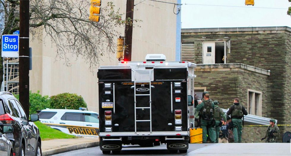 Pittsburgh synagogue shooting suspect Bowers has history of anti-Semitic posts