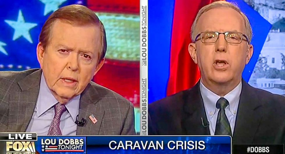 Fox Business yanks Lou Dobbs episode for neo-Nazi rhetoric against George Soros after synagogue shooting: report