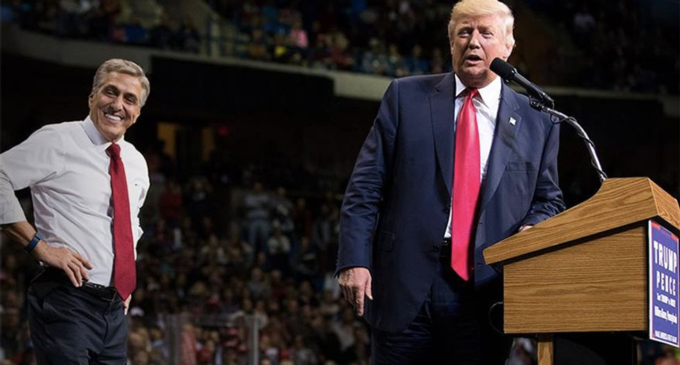 Buyer's remorse on Trump in the Rust Belt spells huge flop for Republicans embracing the president