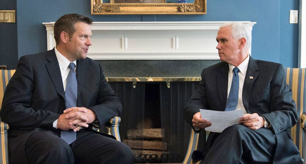 White House completely scrubbed official website of Executive Order creating Kris Kobach's #StopVoterFraud commission