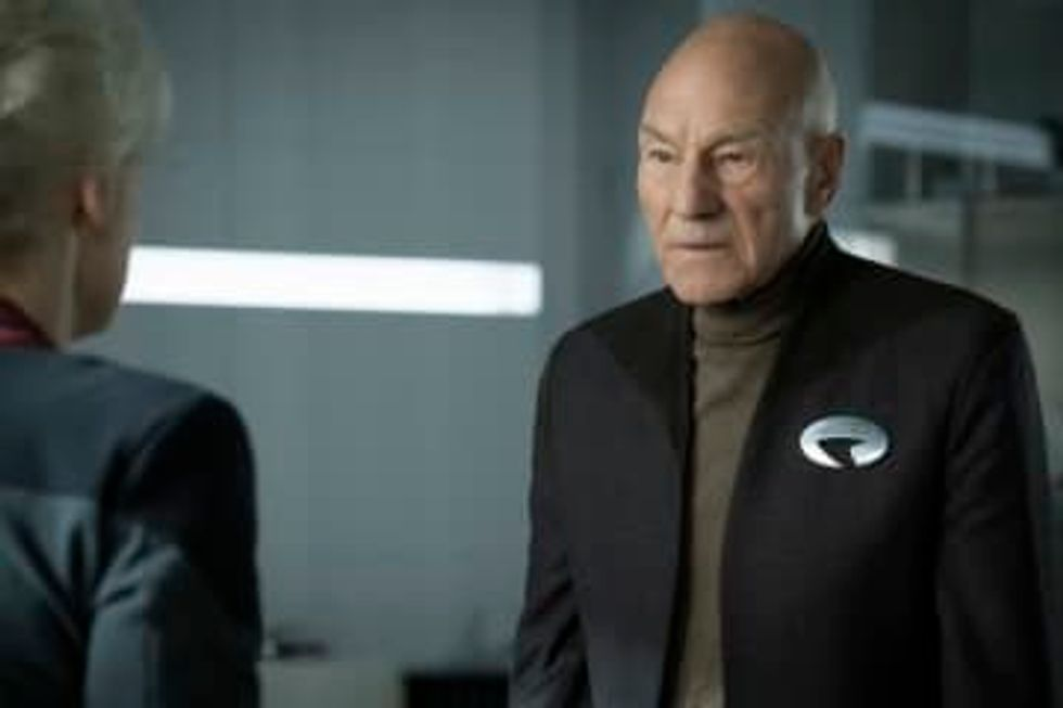 """'Picard' episode 2 spoilers: Every Easter egg in """"Maps and Legends"""""""