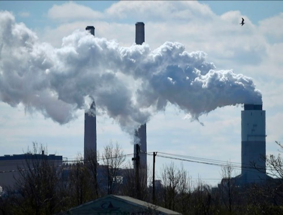Carbon levels are higher than they've been in past 3 million years according to scientists
