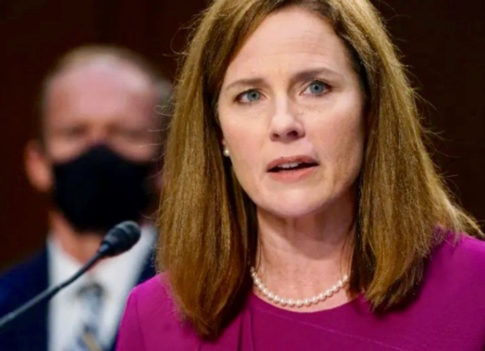 Amy Coney Barrett confirmation will destroy the court's 'legitimacy' for years to come: former Anthony Kennedy clerks