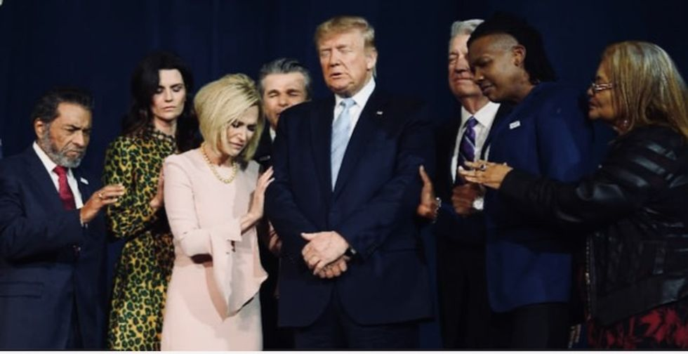 Evangelical explains how religious leaders became subservient to Trump -- and triggered the true 'sissification' of Christianity