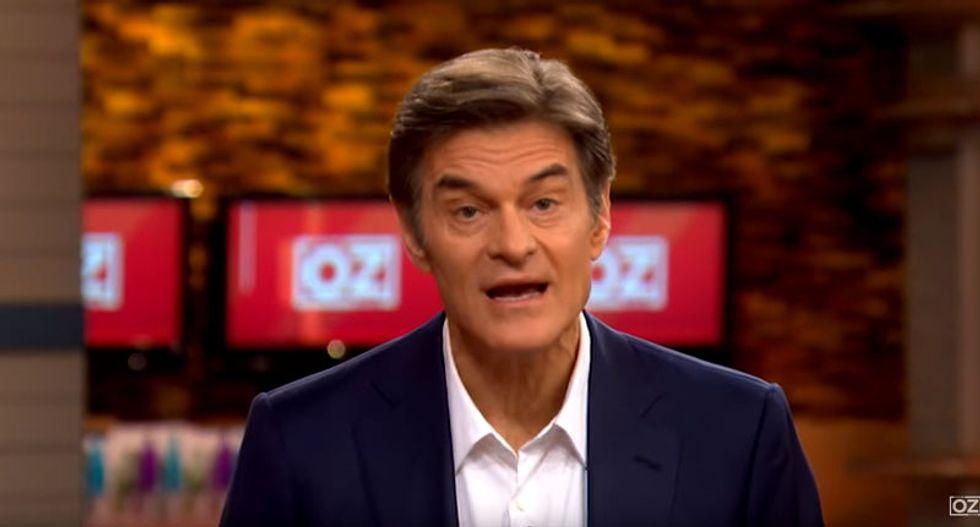 'Dr. Oz Show' will again talk miracles with faith healing segment