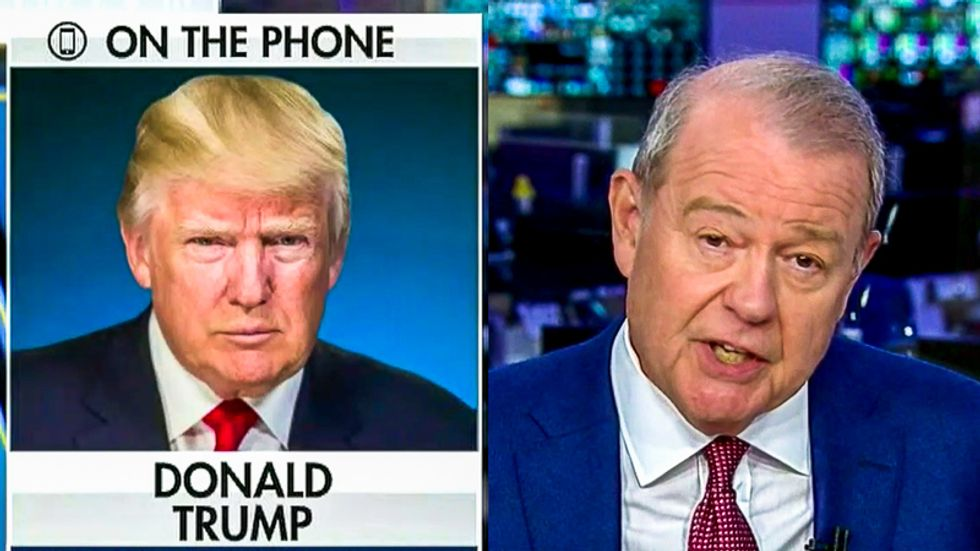 'You won't leave the White House': Fox Business host confronts Trump over threat not to concede