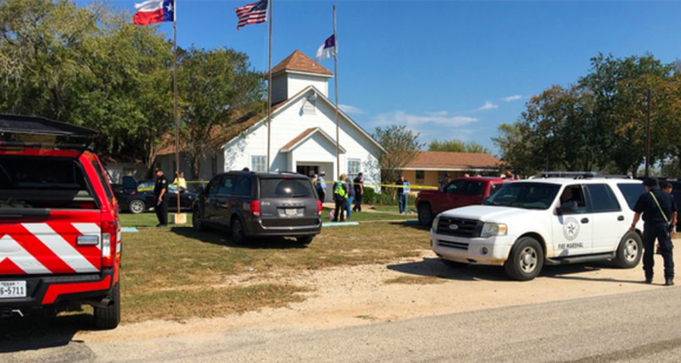WATCH: Live coverage of mass shooting at Texas church resulting in multiple deaths