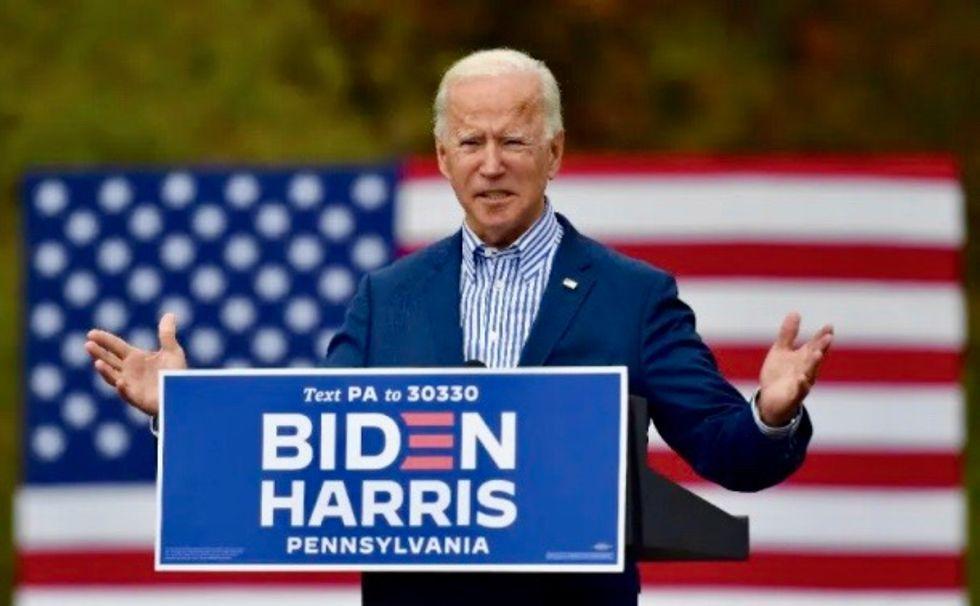 Arabs favor Biden over Trump in US election: poll