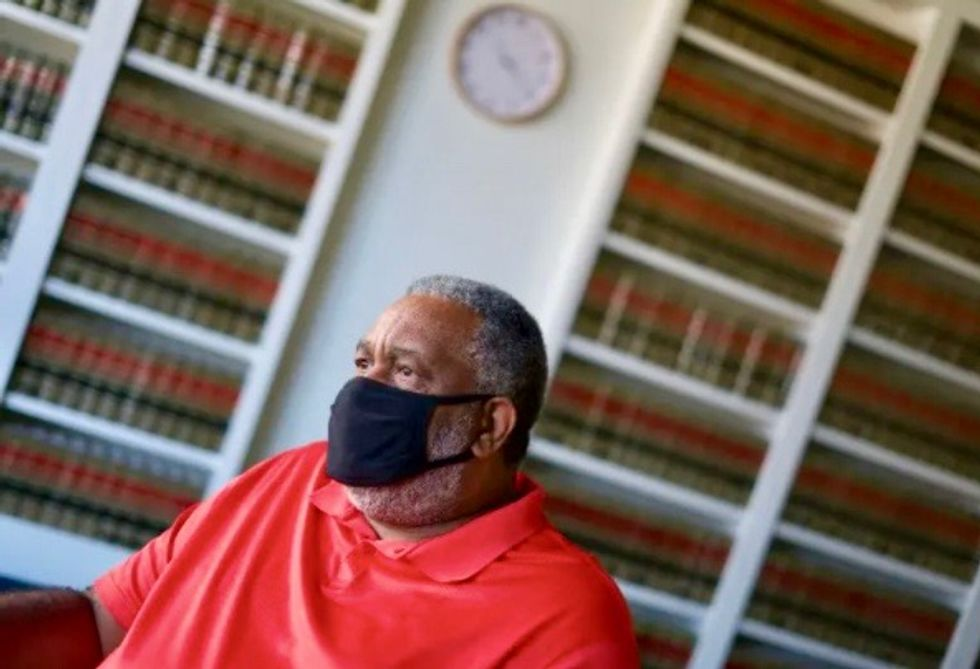Wrongly jailed for 30 years, Black Alabaman says justice requires voting