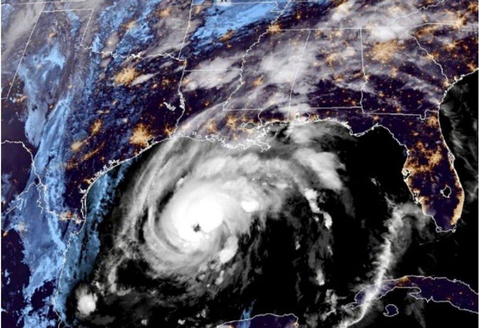 Louisiana braces for another hurricane as Zeta barrels in