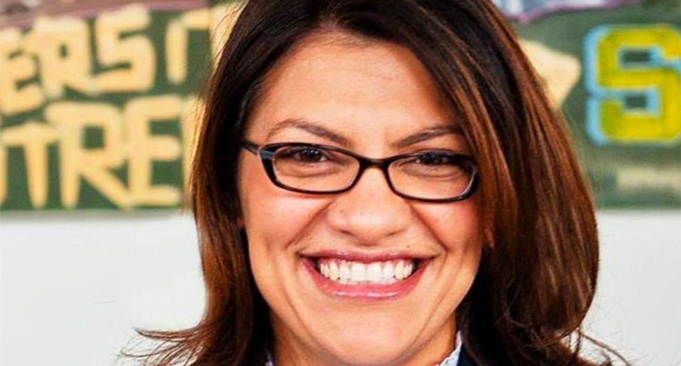 'This stuff freaks me out': Rep. Rashida Tlaib raises alarm over use of facial recognition as groups demand federal moratorium