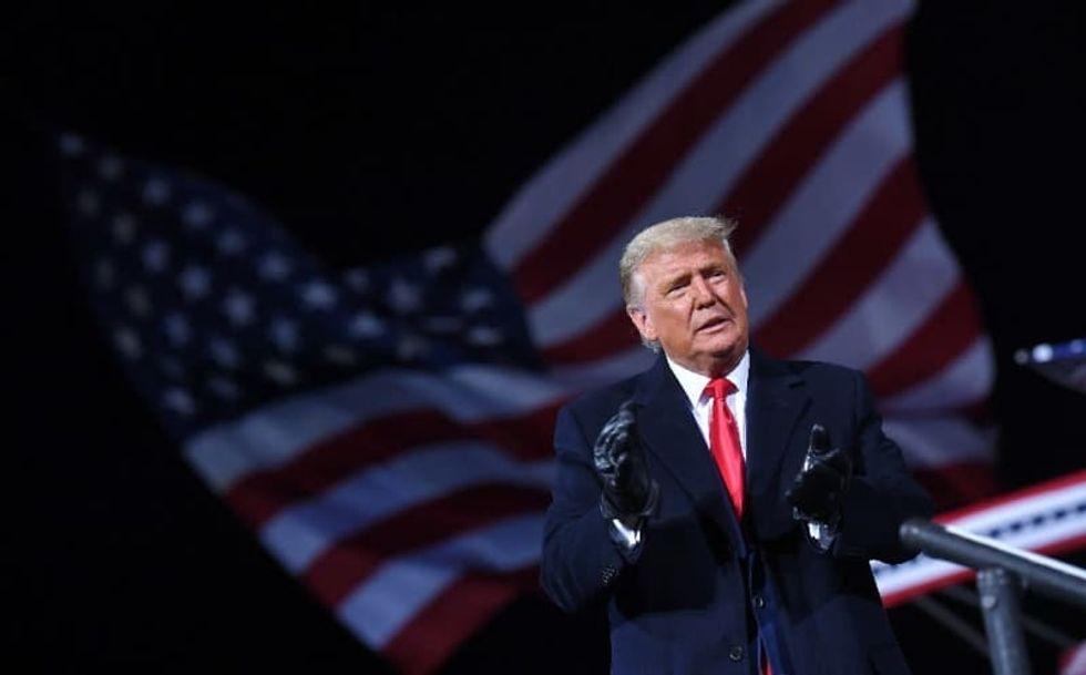 Trump, Biden hit key states in final weekend sprint before vote
