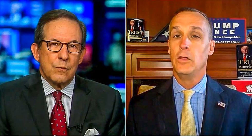 Chris Wallace nails Lewandowski for Trump lie about doctors: 'Dying from COVID is greatly undercounted'