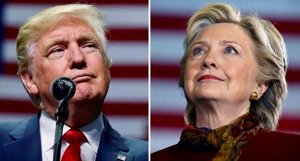 US lawmakers press FBI on alleged bias in Clinton, Trump cases