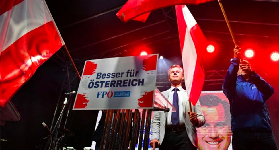 Conservatives set to win Austria election as far-right tumbles