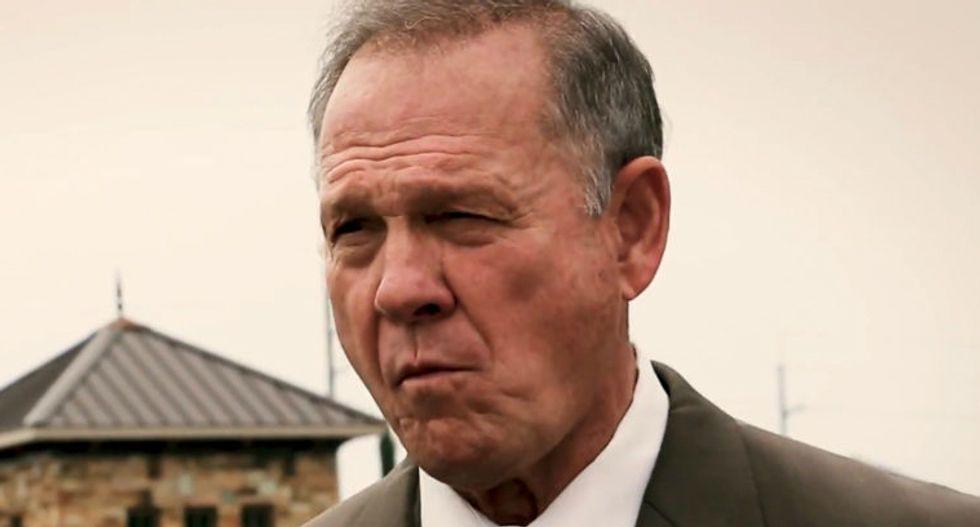 Trump will not campaign for Alabama Republican Senate candidate Moore
