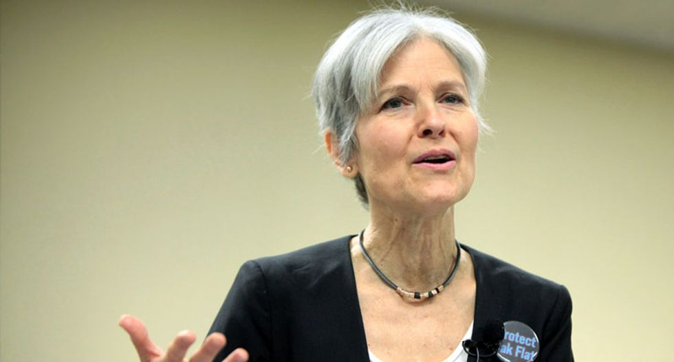 Michigan Supreme Court kills Jill Stein's recount