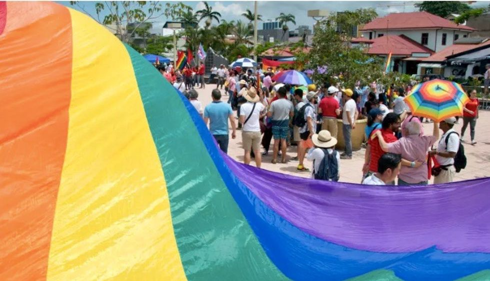 Costa Rica legalizes same-sex marriage in first for Central America