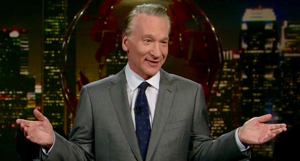 HBO's Bill Maher scalds 'aggressively stupid' Trump over his wall babbling: 'Where do the lies end and the dementia begin?'