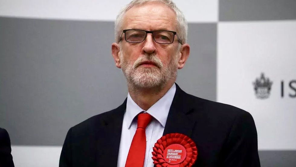UK Labour Party suspends former leader Jeremy Corbyn in wake of anti-Semitism report