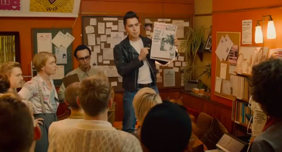 MPAA accused of homophobia over restrictive movie rating for LGBT drama 'Pride'