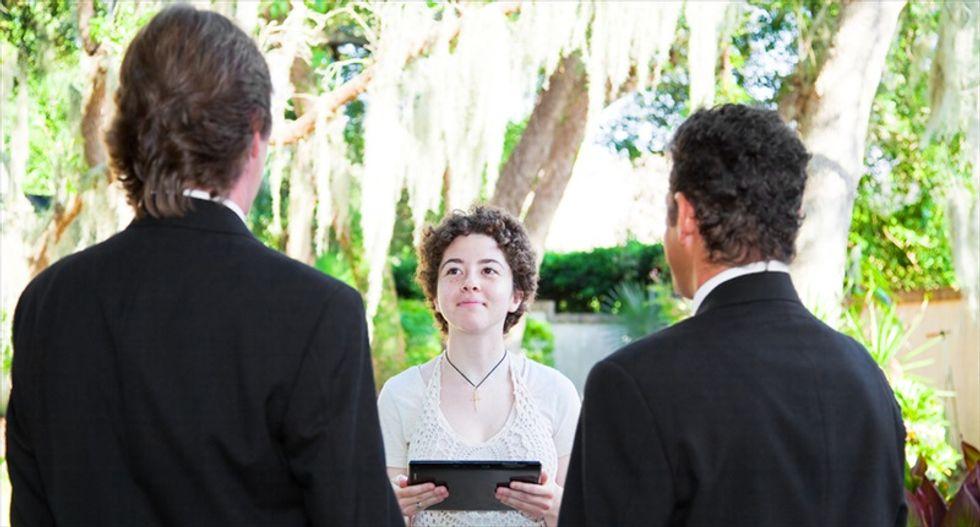 Australia's Catholic church warns employees on gay marriage