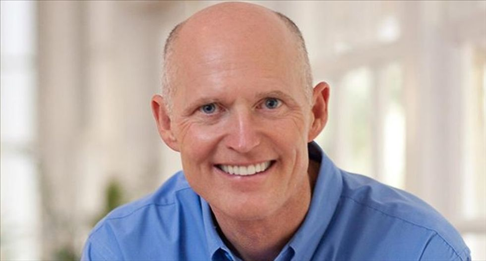 FBI whistleblower: Florida Gov. Scott 'was the father' of fraud at his former company