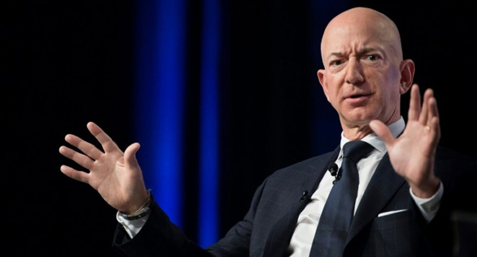 Jeff Bezos considered buying Trump-affiliated National Enquirer to uncover source of leaks: report