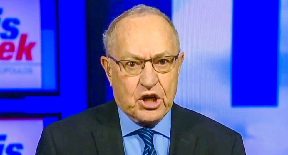 Alan Dershowitz boots rival lawyer from sex abuse case