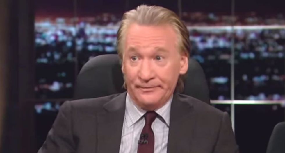 Bill Maher: A cop's job isn't that dangerous -- police need to stop 'going mental for no reason'