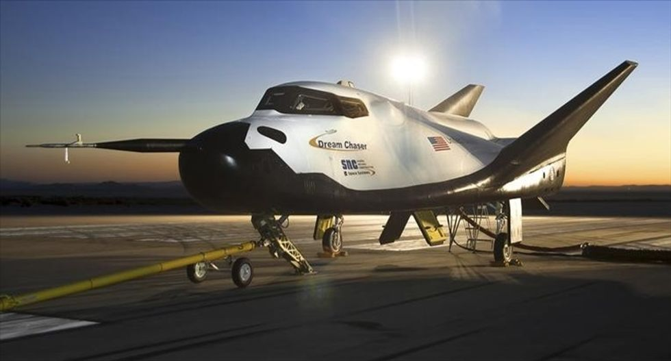 'Space taxi' project delayed after losing company protests NASA's contractor picks