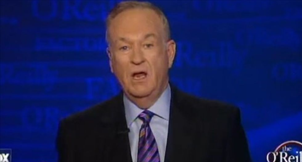 Bill O'Reilly: Stephen Colbert 'has no bleeping clue' how to fight Islamic State