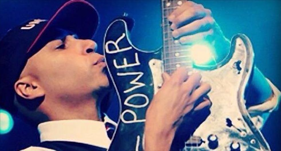 Rocker Tom Morello blasted by Seattle bar owner for calling it 'anti-worker'