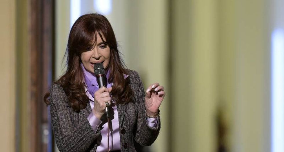 US could topple my government and kill me: Argentina president Cristina Kirchner