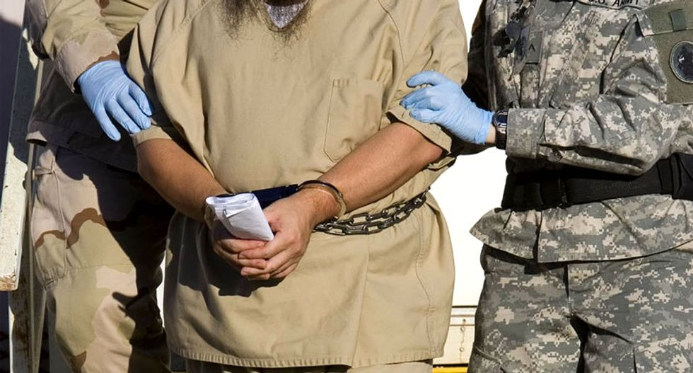 Terror charges against ex-Guantanamo detainee dropped