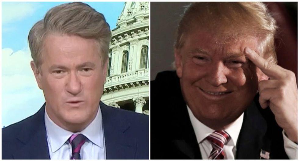 MSNBC's Morning Joe scorches GOP hypocrites for ignoring Trump's anti-Semitism